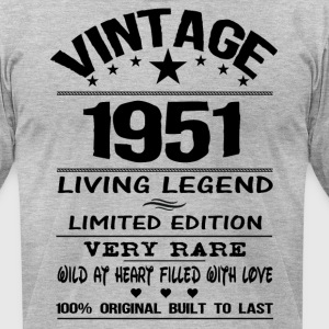 VINTAGE 1951 T-Shirts - Men's T-Shirt by American Apparel