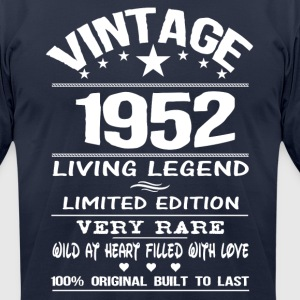 VINTAGE 1952 T-Shirts - Men's T-Shirt by American Apparel