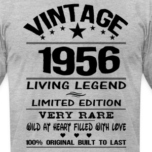 VINTAGE 1956 T-Shirts - Men's T-Shirt by American Apparel