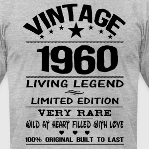VINTAGE 1960 T-Shirts - Men's T-Shirt by American Apparel