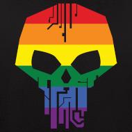 Design ~ Black Ice Pride Hoodie
