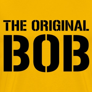 The Original BOB T-Shirts - Men's Premium T-Shirt