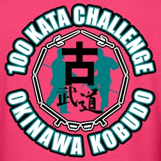 2016 100 Kobudo Kata Womens V-neck