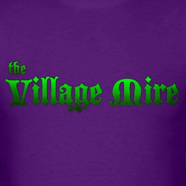 Village Mire Tee Purple