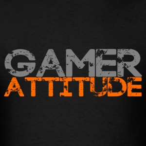 Gamer Attitude - Men's T-Shirt