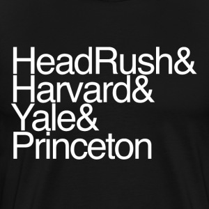 HEADRUSH COLLEGE TEE ONE T-Shirts - Men's Premium T-Shirt