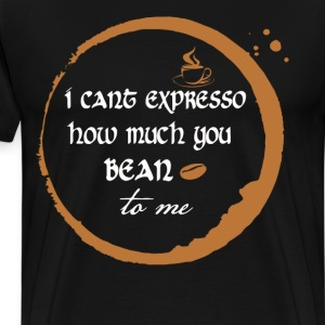 Limited Edition: Expresso - Men's Premium T-Shirt