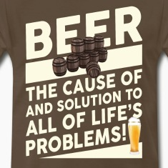 Beer: The Cause of.. And Solution to..
