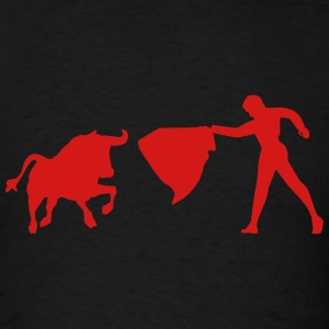 Bullfight T-Shirts - Men's T-Shirt