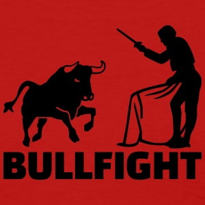 Bullfight Women's T-Shirts - Women's T-Shirt