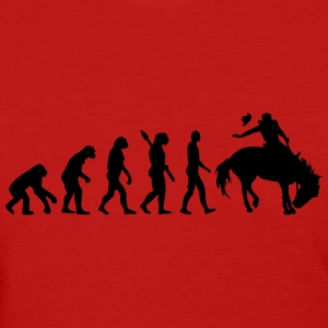 Evolution Rodeo Women's T-Shirts - Women's T-Shirt