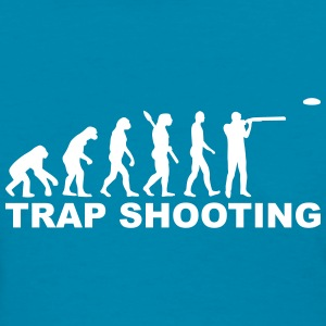 Evolution trap shooting Women's T-Shirts - Women's T-Shirt