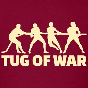 Tug of war T-Shirts - Men's T-Shirt