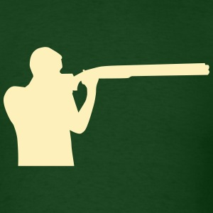 Trap shooting T-Shirts - Men's T-Shirt