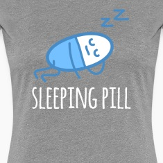 Sleeping Pill Pharmacist T-shirt Women's T-Shirts