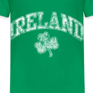 Grunge Vintage Ireland Baby & Toddler Shirts - Toddler Premium T-Shirt