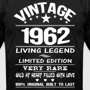 VINTAGE 1962 T-Shirts - Men's T-Shirt by American Apparel