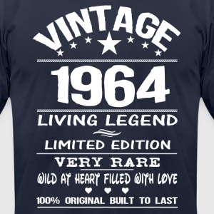 VINTAGE 1964 T-Shirts - Men's T-Shirt by American Apparel