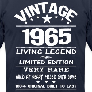 VINTAGE 1965 T-Shirts - Men's T-Shirt by American Apparel