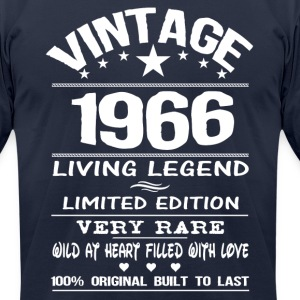 VINTAGE 1966 T-Shirts - Men's T-Shirt by American Apparel