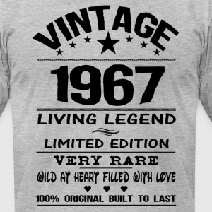 VINTAGE 1967 T-Shirts - Men's T-Shirt by American Apparel