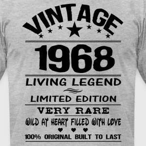 VINTAGE 1968 T-Shirts - Men's T-Shirt by American Apparel