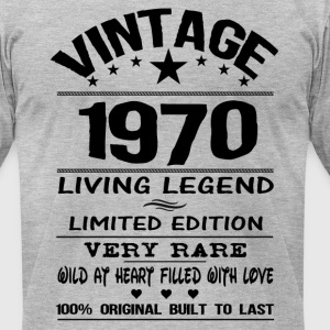 VINTAGE 1970 T-Shirts - Men's T-Shirt by American Apparel