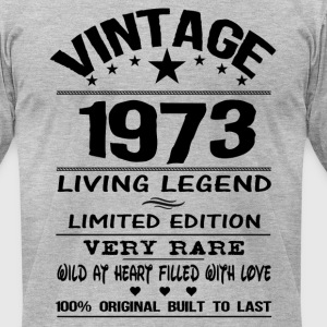 VINTAGE 1973 T-Shirts - Men's T-Shirt by American Apparel