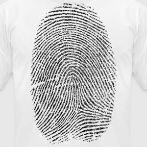 Identity - Black T-Shirts - Men's T-Shirt by American Apparel