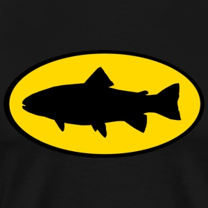 Bad Ass Trout - Men's Premium T-Shirt