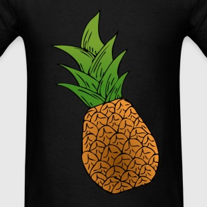 Fresh Pineapple - Men's T-Shirt