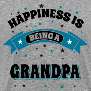 Grandpa To Be T-Shirts - Men's Premium T-Shirt