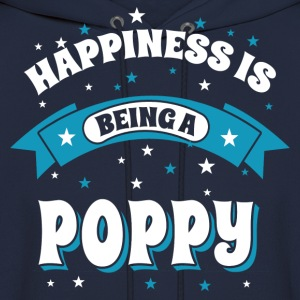 Poppy To Be Hoodies - Men's Hoodie