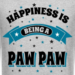 Paw Paw To Be Long Sleeve Shirts - Crewneck Sweatshirt