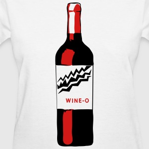 Wine - Women's T-Shirt