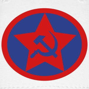 Super, Hero, Heroine, Super Communist Caps - Baseball Cap