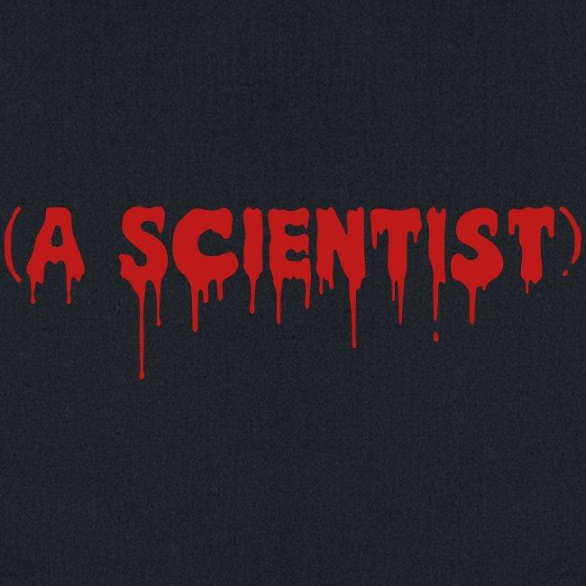 A Scientist - Glitter - Tote Bag
