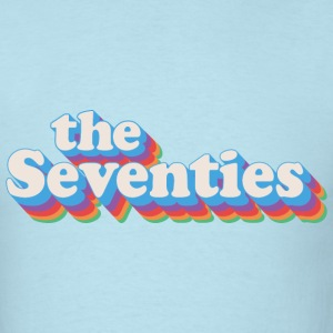 The Seventies1 - Men's T-Shirt