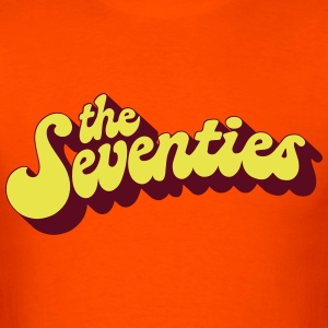 The Seventies 2 - Men's T-Shirt