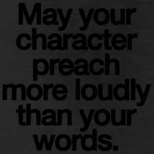 MAY YOU CHARACTER PREACH Bottoms - Leggings