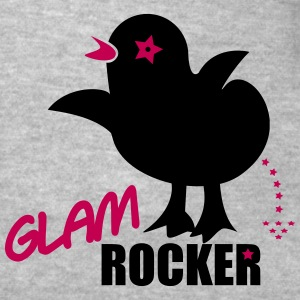 glam rock chick - Women's T-Shirt