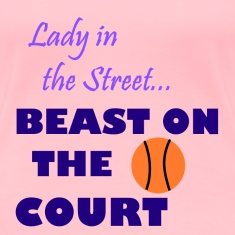 Beast on the Court Tee