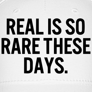 REAL IS SO RARE  Caps - Baseball Cap