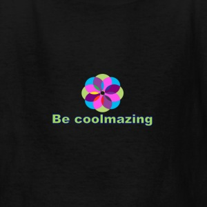 Be Coolmazing Girl's Tee - Kids' T-Shirt