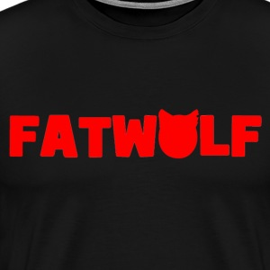 FatWolf Basic - Men's Premium T-Shirt