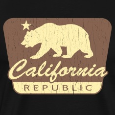 California Republic (vintage park style)