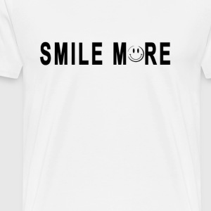 smile_more - Men's Premium T-Shirt