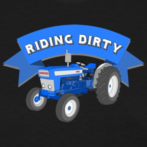 Riding dirty tractor tee - Women's T-Shirt