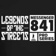 Design ~ Legends Of The Streets Graphic Crew Sweatshirt