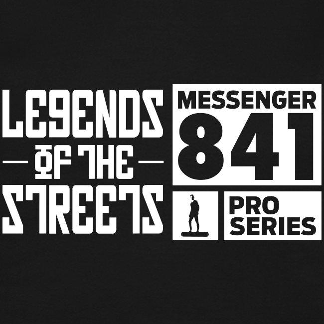 Legends Of The Streets Graphic Crew Sweatshirt